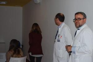 Dres Roustan y Alfageme: organizadores del curso-taller